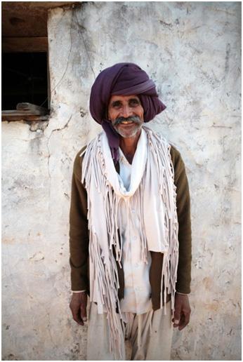 お話を伺ったパルバト・スジャ・パダハリヤさん(56歳)