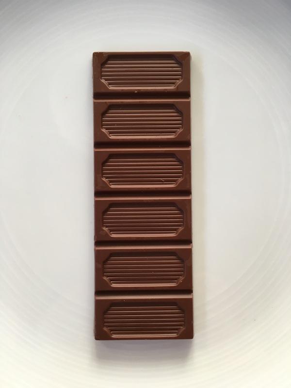 板チョコココナッツミルク全体